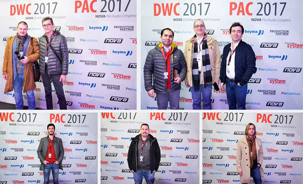 Официальный отчет о Всемирном конгрессе дистрибьюторов NOVA 2017
