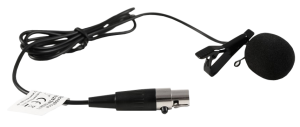 OMNITRONIC UHF-300 Lavalier Microphone
