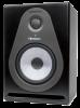 В мониторных акустических кабинетах Resolv SE6 установлен усилитель мощности 100 Вт RMS и электронный кроссовер
