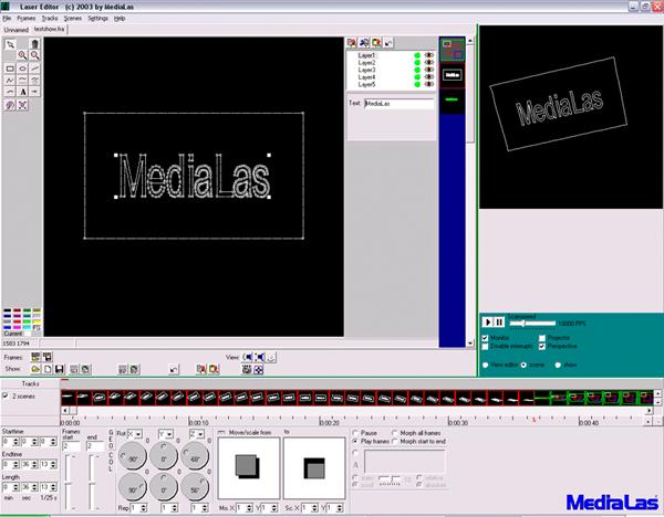 для mamba обеспечение программное лазера